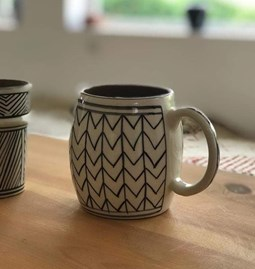 Mug avec motifs