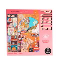 Puzzle douce fresque marocaine