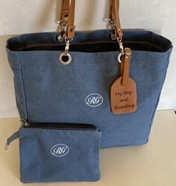 Cabas My bag and boarding avec box cadeau