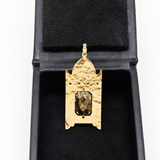 """Pendentif  ou Broche """"La Lanterne"""" - 2 bijoux en 1 6"""