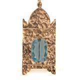 """Pendentif  ou Broche """"La Lanterne"""" - 2 bijoux en 1 3"""
