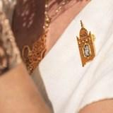 """Pendentif  ou Broche """"La Lanterne"""" - 2 bijoux en 1 4"""