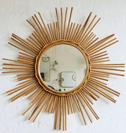Miroir  Oursin