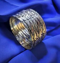 Bracelet Semainier saharien