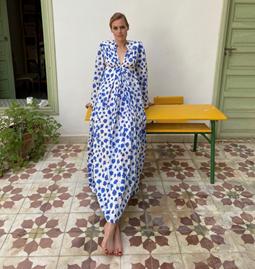 Robe Andrea imprimée fleurs