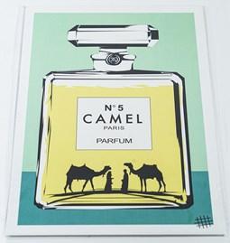 Poster n° 5 CAMEL