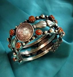 Bracelet juif articulé