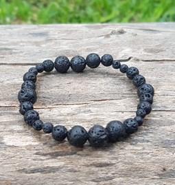 Bracelet basalte