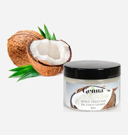 Organic Coconut vegetable oil