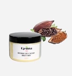 Beurre de cacao pure