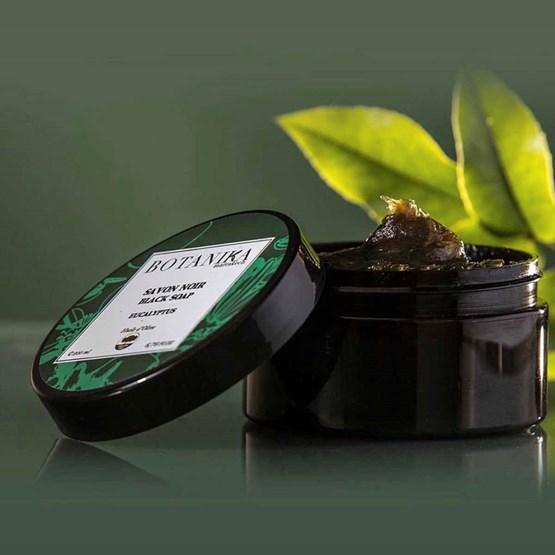 Savon Noir Eucalyptus  - Design : BOTANIKA