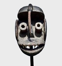 Masque Ethnie Guéré