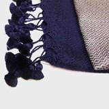 Crocheted finish fouta 3
