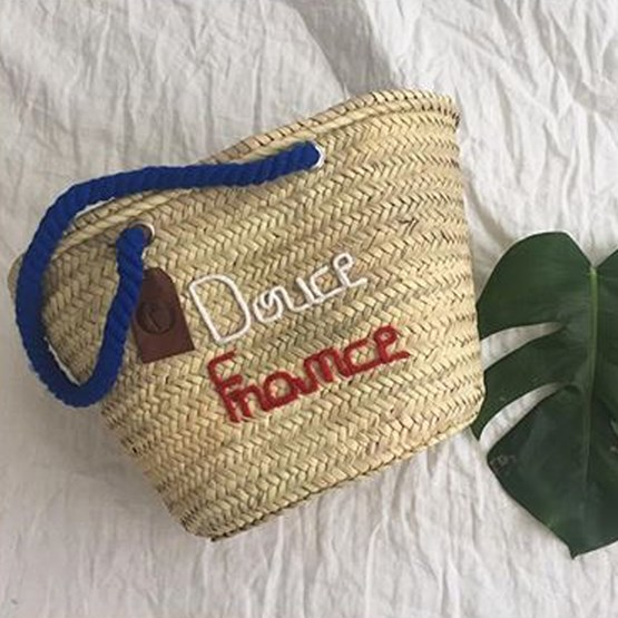 Panier Douce France - Design : ORIGINAL MARRAKECH