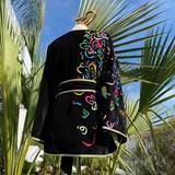 Kimono AMA Design brodé 5