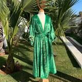 Kimono AMA Design Vert 4