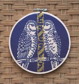 wall frame BIRDS #1