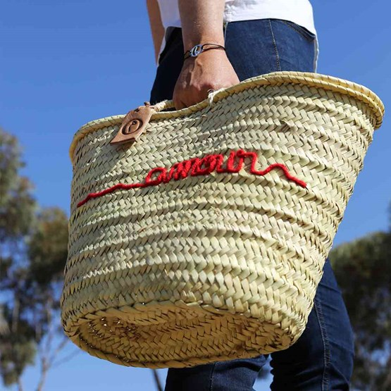 Basket Love - Design : ORIGINAL MARRAKECH