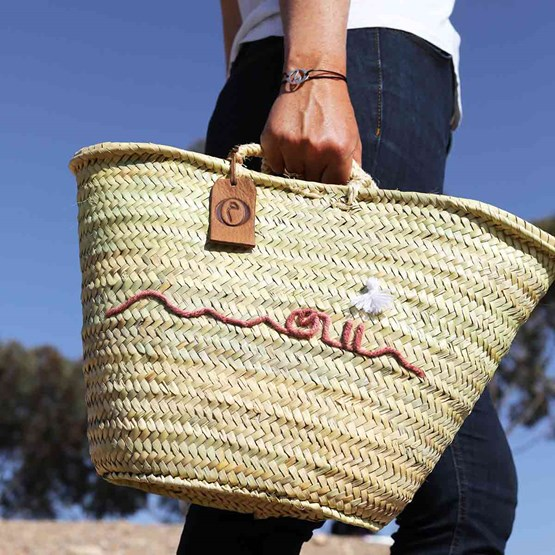 Basket Yes - Design : ORIGINAL MARRAKECH