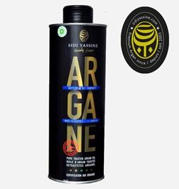 Culinary argan oil can 500 ml