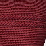 Filet shopping rouge Hermes 3
