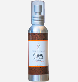 Argan oil orange blossom