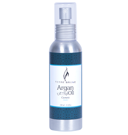 100 ml Amber Cosmetic Argan Oil