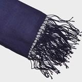 Echarpe mixte coton cachemire 8