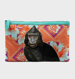 Pochette Orange Monkey