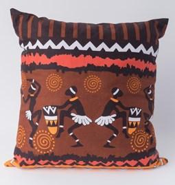 Tam tam africa wax cushion
