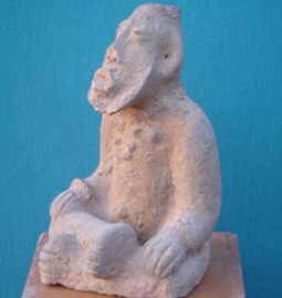 Statuette Ethnie Djenné