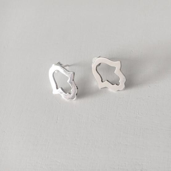 Boucles d'oreilles FATMA - Design : TAMGA JEWELS