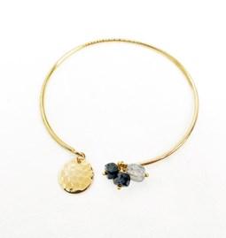 Bracelet ALCEA black/maroon