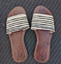 sandales woodin