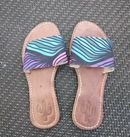 Sandales wax